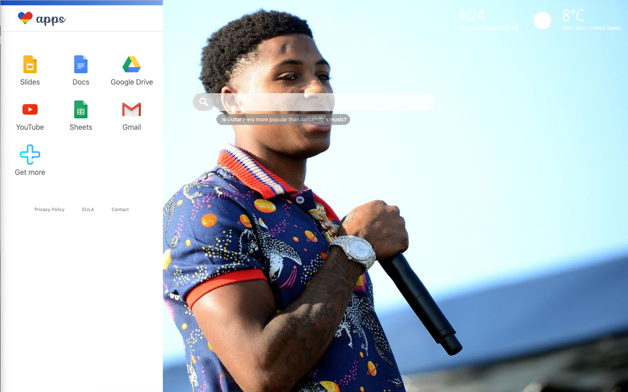 YoungBoy NBA Background