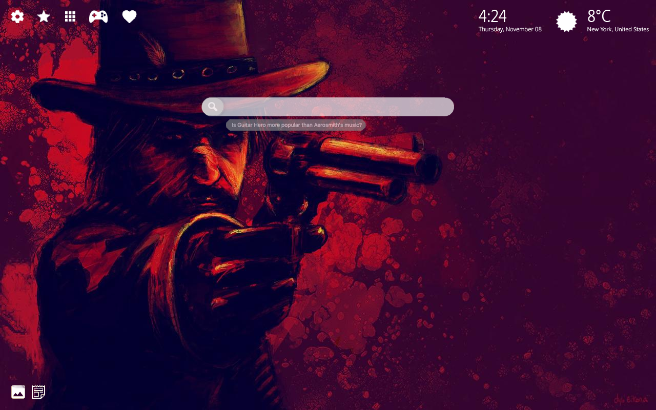 Red Dead Redemption 2 Wallpaper Hd Theme Lovelytab