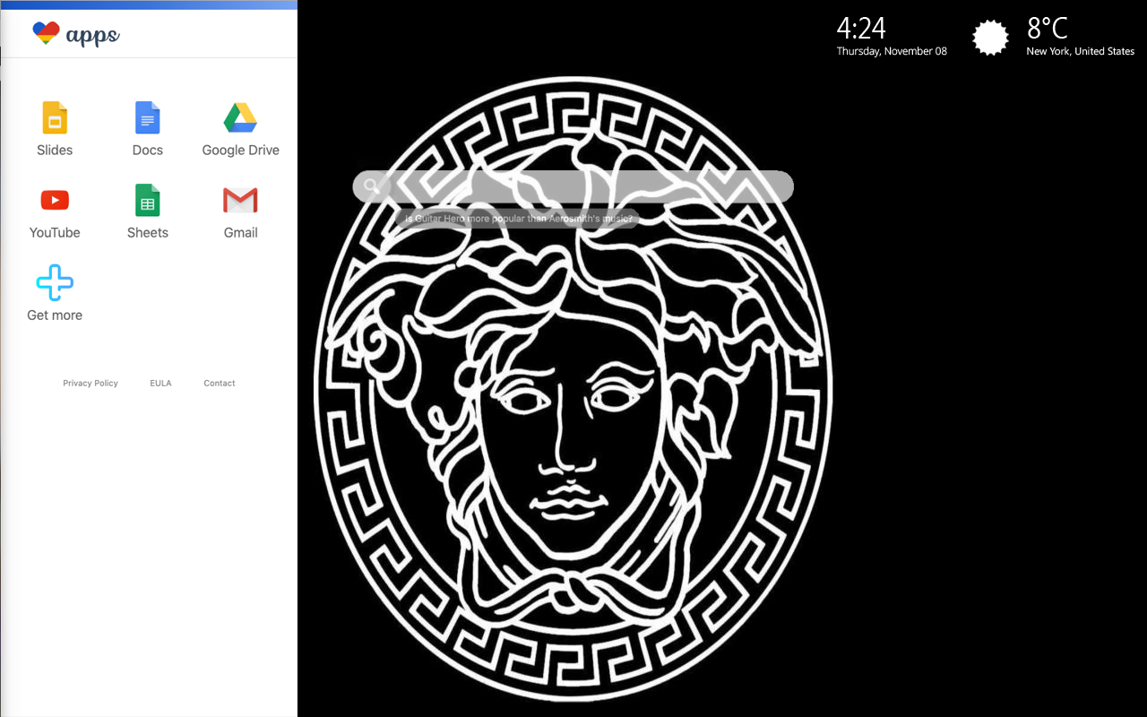 Versace Background